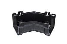 GutterOgee Internal Angle 135�Cast Black