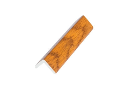 50mm x 50mm Rigid Angle Light Oak