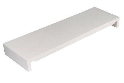 Square.Fascia.16mm.White.Foil
