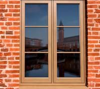 PVC Fully Flush Casement Window