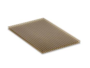 10mm Bronze Polycarb Twinwall Sheet