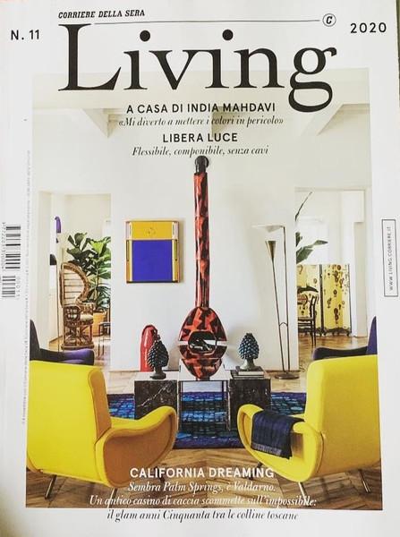 Living Corriere della Sera - Prima pagina