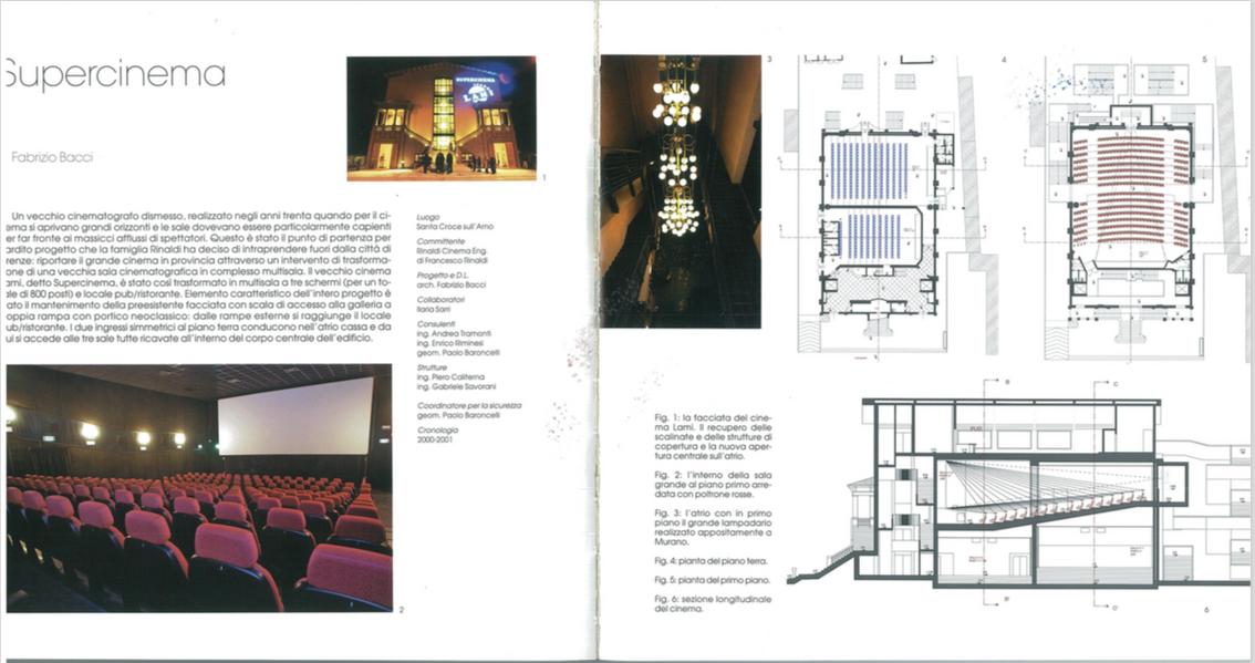 Pubblicazione su 'Architetture Pisane'