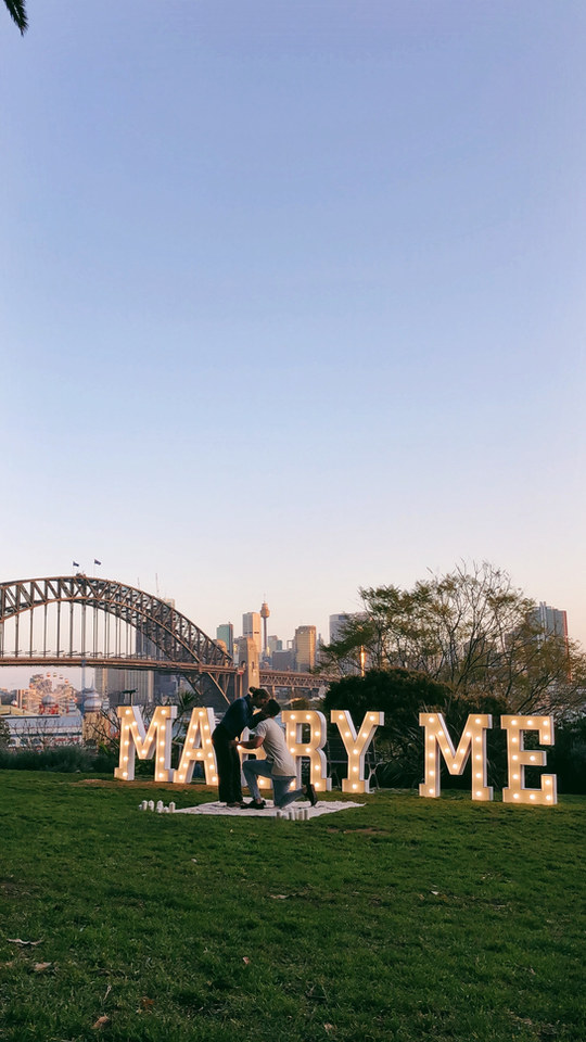 Couples Premium Proposal Package