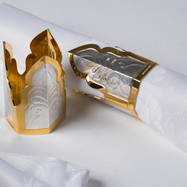 Architectural Napkin Rings