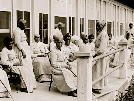 Mujeres del pasado: esclavitud a perpetuidad