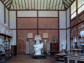 HISTORIC ARTISTS' HOMES & STUDIOS
