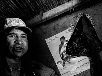 Bolivian Miner