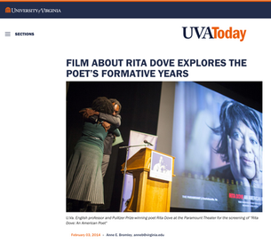 Rita Dove: An American Poet