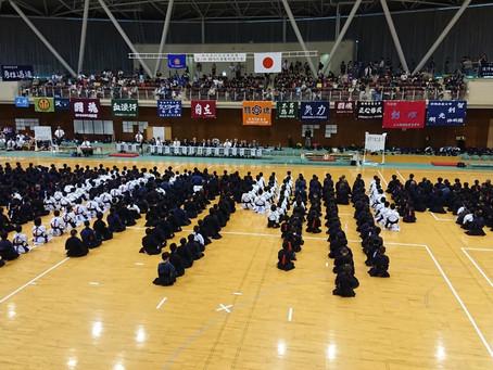 第1回静岡杯争奪剣道大会