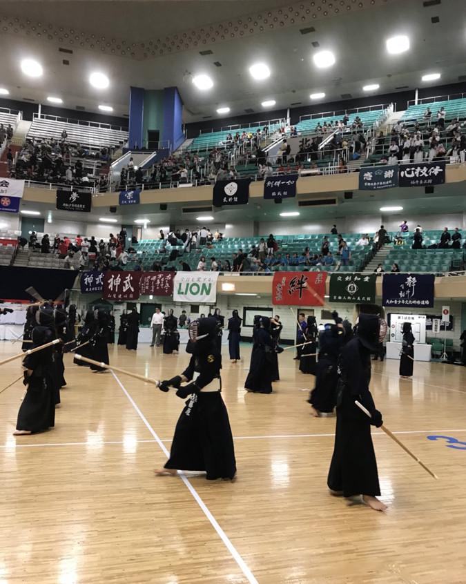 2018年 第53回全国道場少年剣道大会_180811_0007