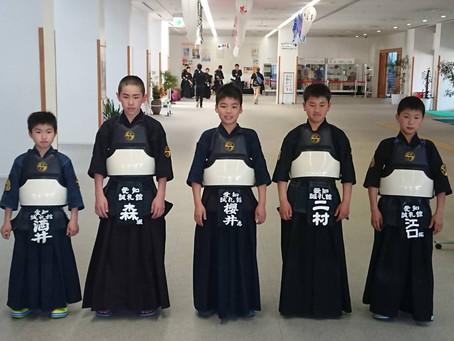 愛知県道場少年剣道大会