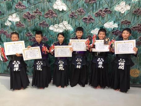 第31回長久手市少年剣道大会