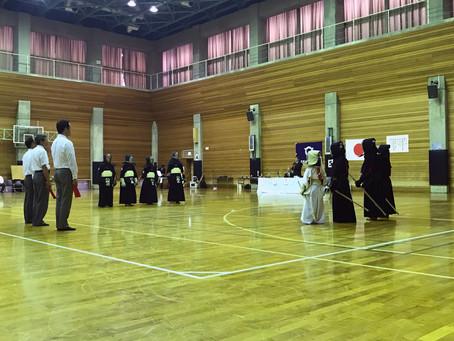 第64回小学生剣道競技会(尾張旭市民大会)
