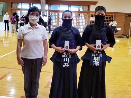 第38回愛知県少年剣道個人選手権大会