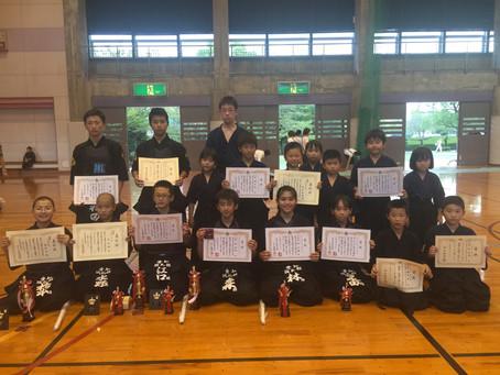 第30回長久手市少年剣道大会