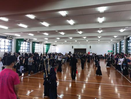 誠礼館練成会を開催しました。