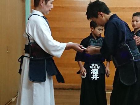 第54回全国道場少年剣道大会に向けて