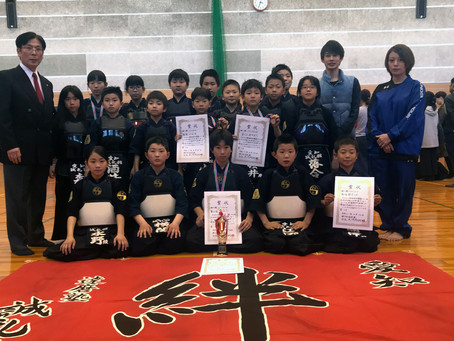 第17回松本杯争奪少年剣道大会