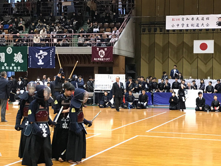 第26回愛知県武道館少中学生剣道大会