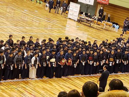 第34回尾張小学生剣道大会