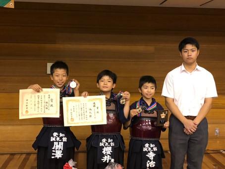 第8回秋田文夫杯少年剣道大会