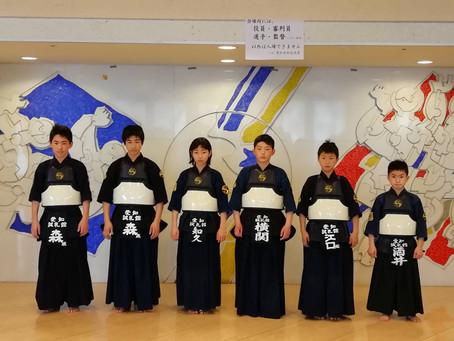 第50回愛知県春季少年剣道大会