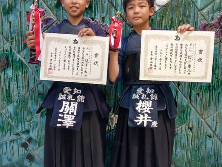 長久手市少年剣道大会