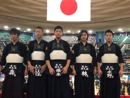 第54回全国道場少年剣道大会 中学生の部