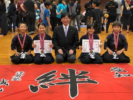 第36回愛知県少年剣道個人選手権、第37回愛知県小中学生女子個人選手権