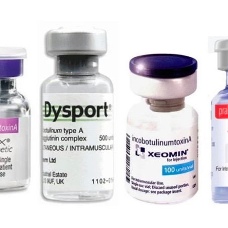 Botox®, Dysport®, or Jeuveau® - What's the Difference?