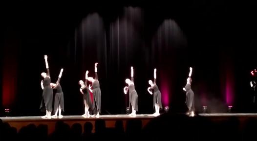 Modern Dance Choreografie