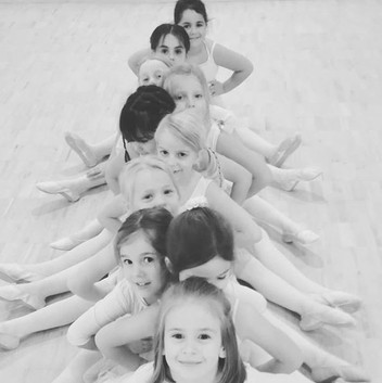 Kinderballett in Sindelfingen Hinterweil