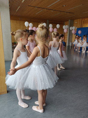 Kinderballett in Böblingen AkzenTanz