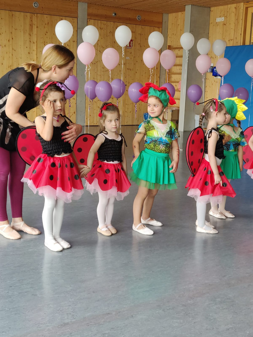 Kinderballett in Böblingen AkzenTanz