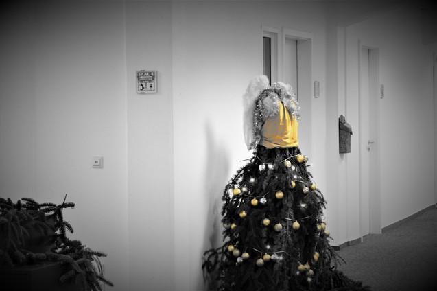 Unser Weihnachts-Engel