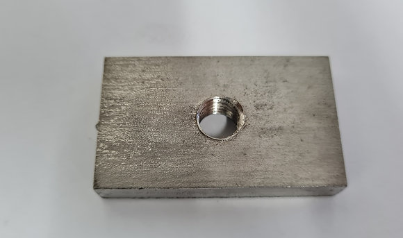 Top Track Insert - Stainless Steel