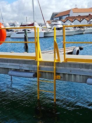 Steel Marine Ladder