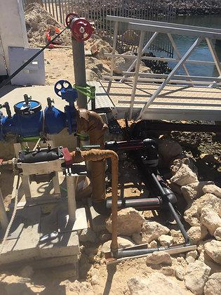 Marine Plumbing - Supply and Installation