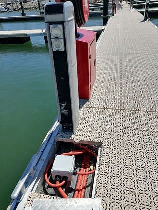 Marine Electrical Installation Services