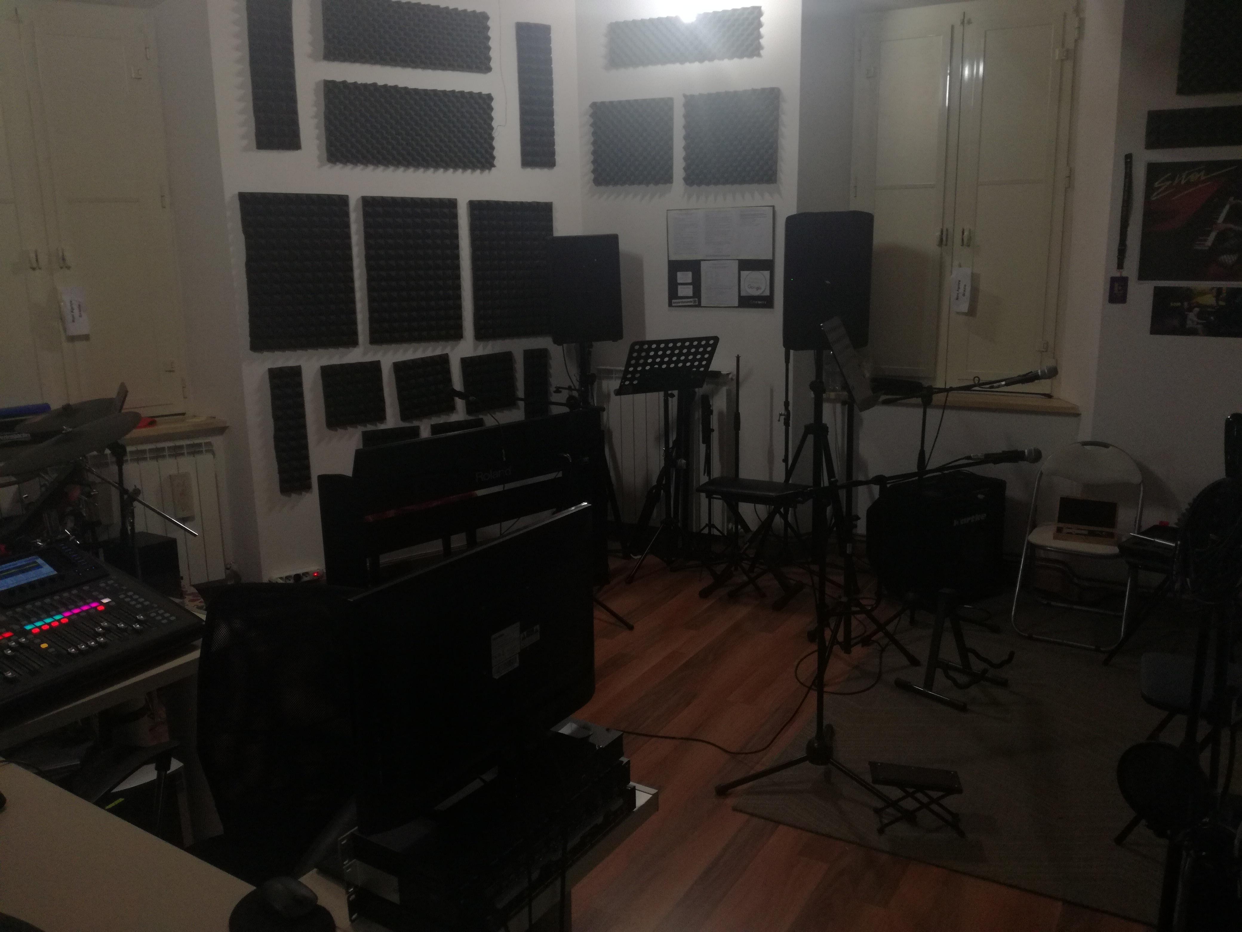 Sala Prove Studio24