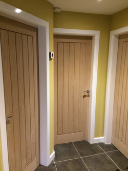Internal Doors (oak)