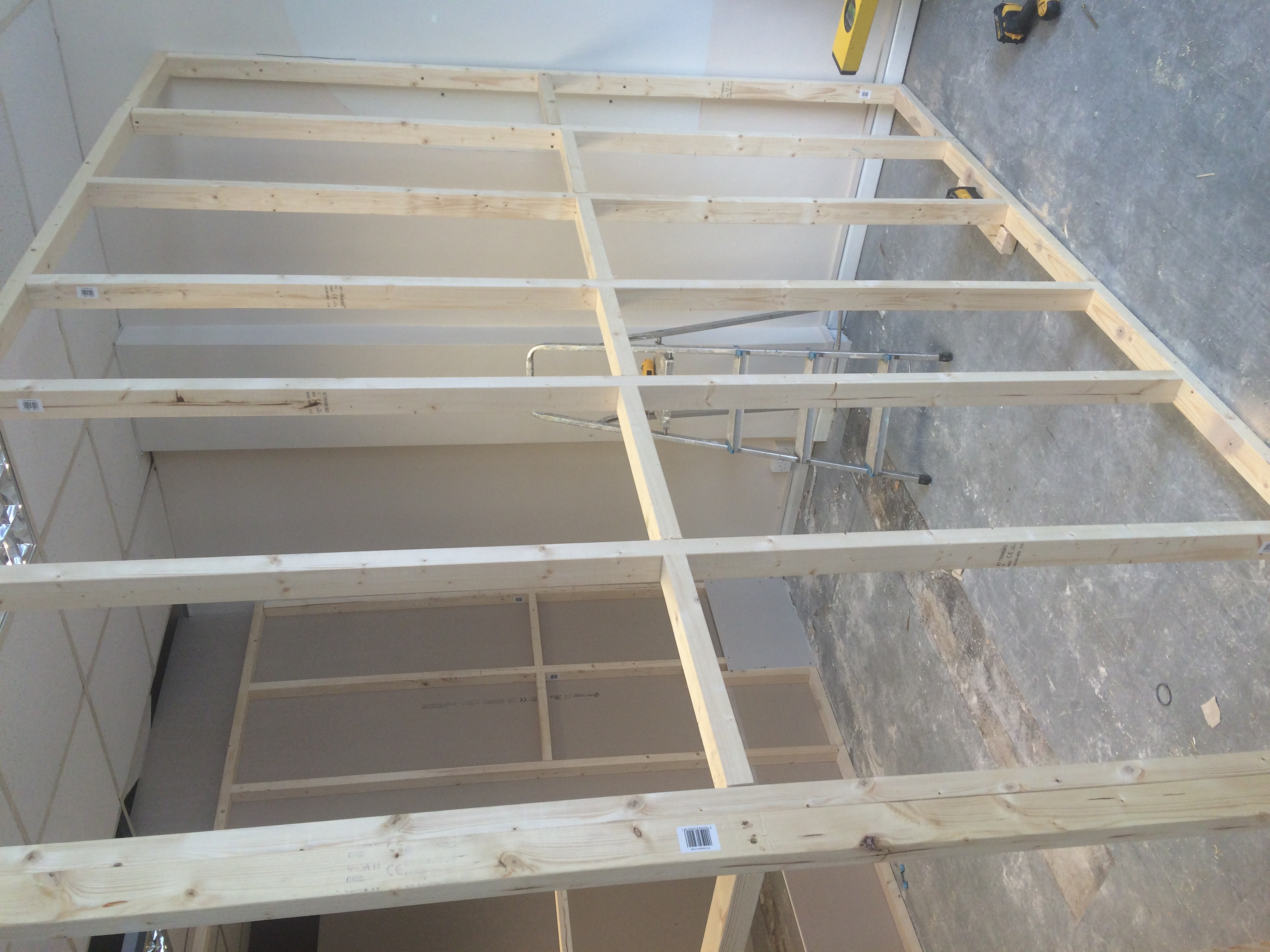 Partition wall / Stud Wall