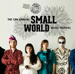 Small World Music Festival Web Graphic