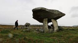 The dolmen at Portnoo... Ireland.