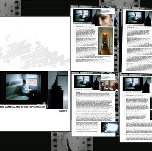 The Camera & Christopher Merk Pitch