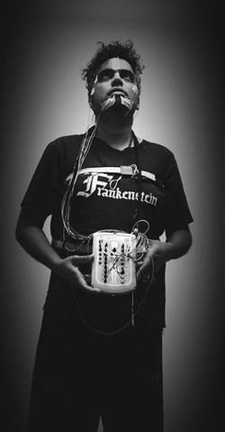 #Frankenstein #frankenstani #culturalmashup
