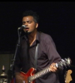 opening for peter murphy. aug 10, 2010. lee's palace