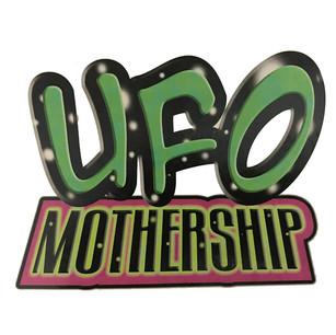 UFO MOTHERSHIP LOGO