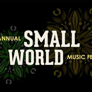 2014 Small World Music Festival Logo
